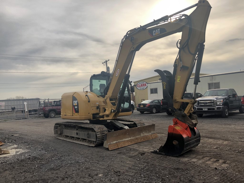 Caterpillar 308E2 CR
